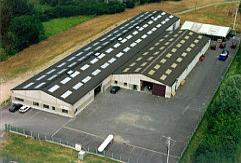 Fabryka komór fermentacyjnych i szokowego mrożenia.