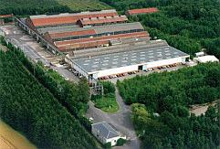 Fabryka pieców obrotowych i konwekcyjnych.