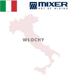 Mixer Włochy