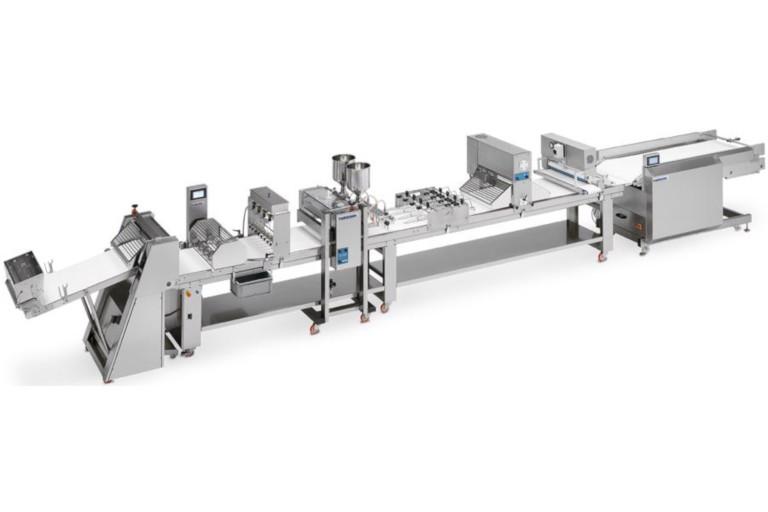 Linia automatyczna do wyrobów francuskich