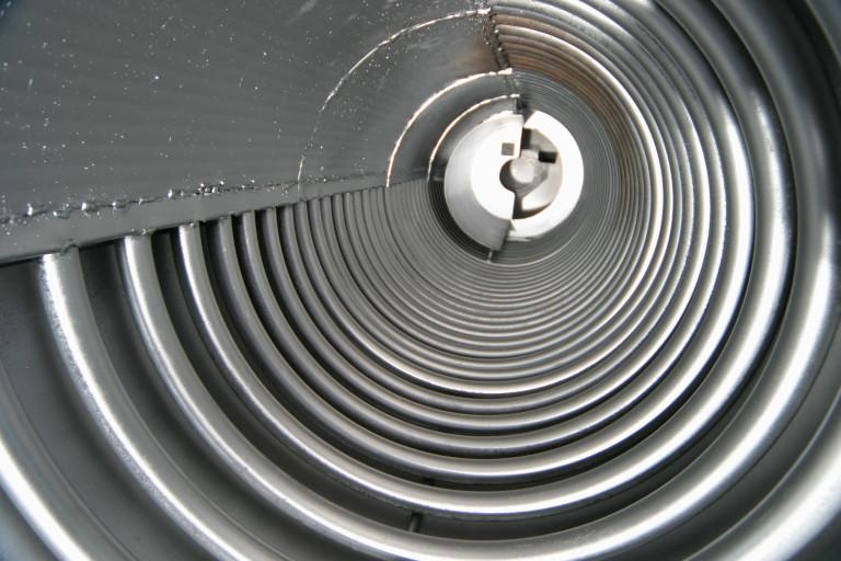 Piec wsadowy gazowy